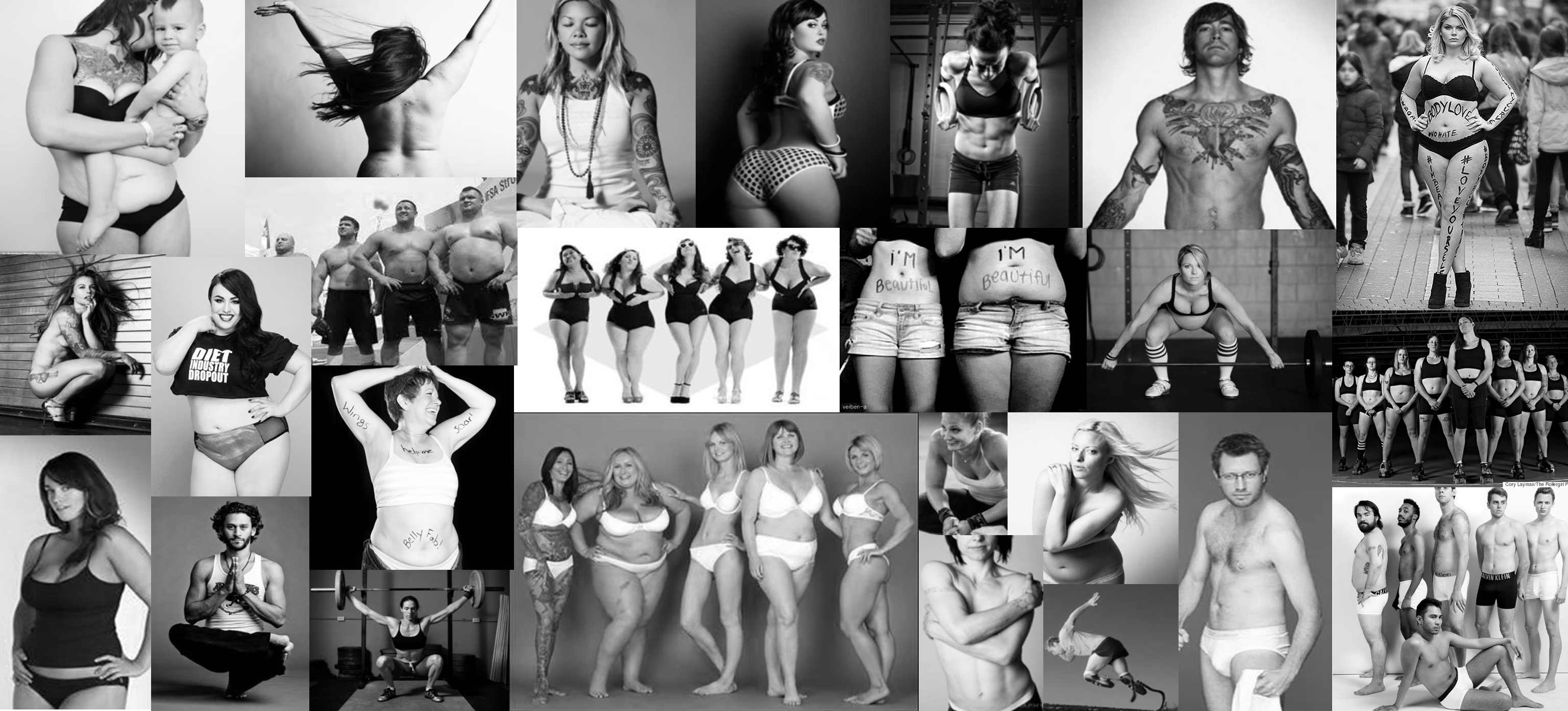 Body Positive in the media
